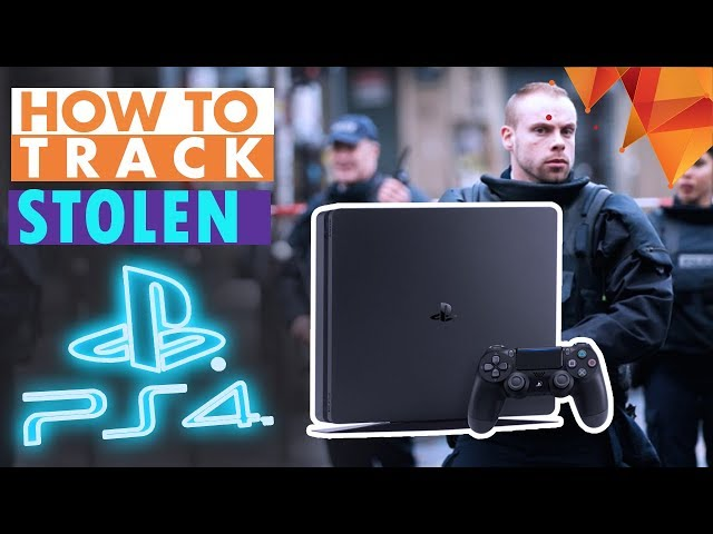 Can You Track Your Stolen PS4? Here's What to Do In Such a