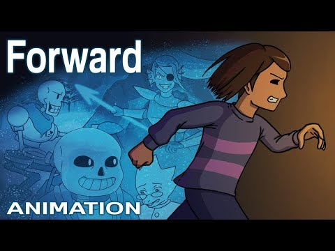 Forward - UNDERTALE Anime OP - Animation
