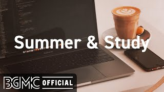 Café d'été Musique pour l'étude, le travail