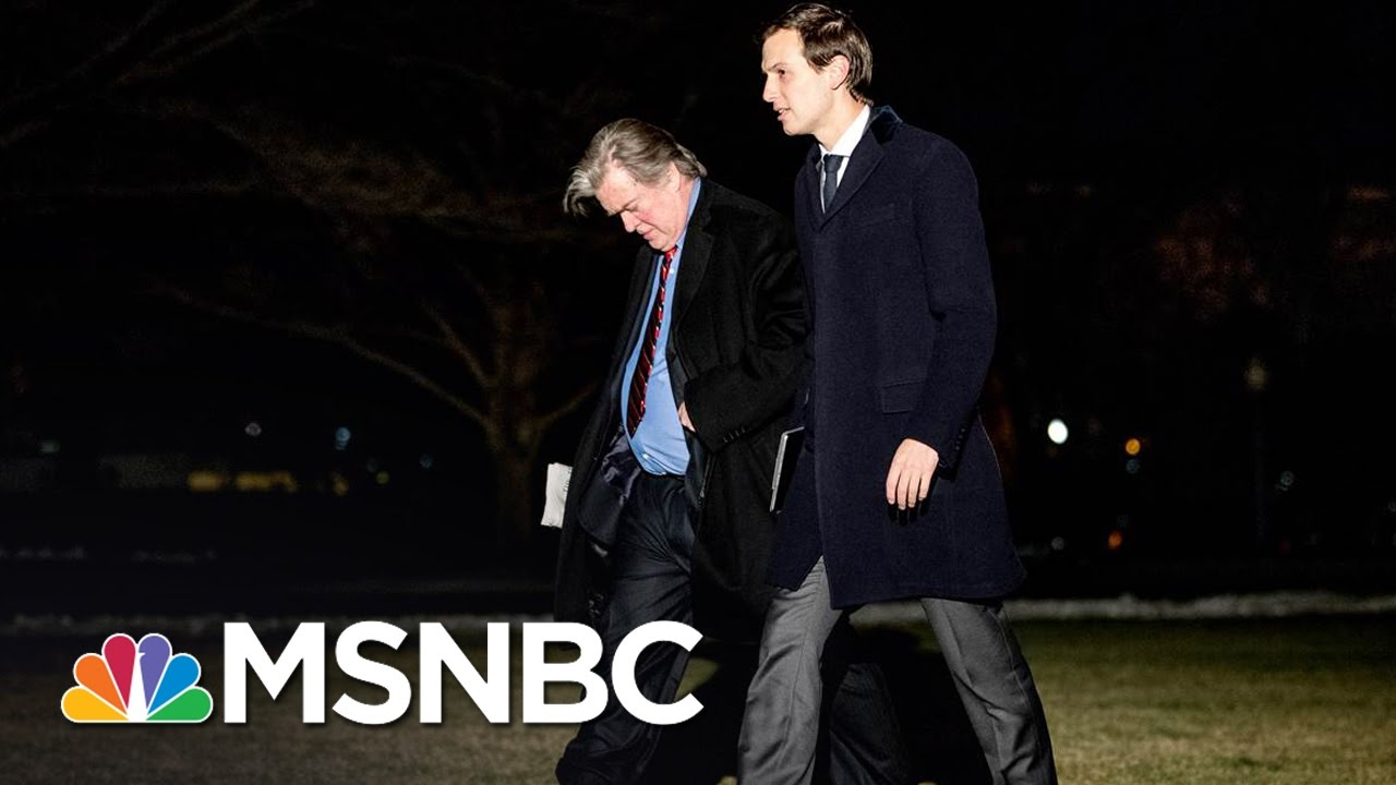 Joe: Steve Bannon Is Isolated In The White House | Morning Joe | MSNBC thumbnail