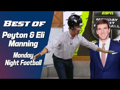 Best of Manning-Cast Ravens/Raiders