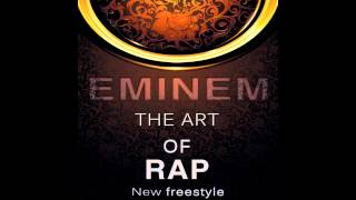 The art of Rap (Freestyle) - Eminem (2012)