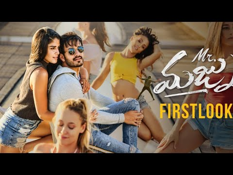 Mr. Majnu - Movie Trailer Image