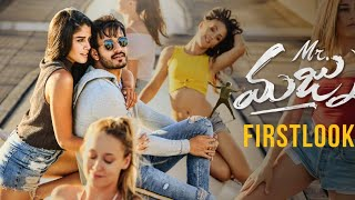 Akhil's Mr. Majnu Teaser: A Stylish Playboy