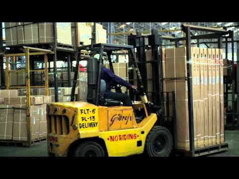 Godrej 1.5 to 3 Ton Electric Forklifts -Neo