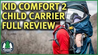 Deuter Kid Comfort 2 | 100+ Miles Of Use Review