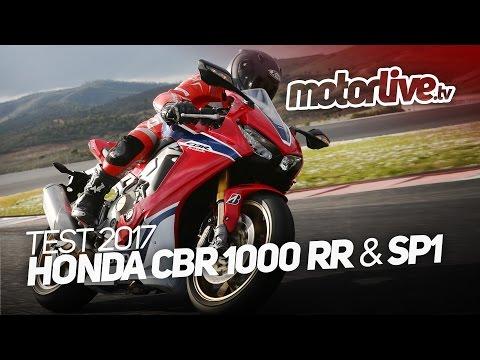 HONDA - CBR1000RR SP ABS