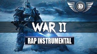 Epic Aggressive Orchestral Battle RAP Instrumental - WAR II