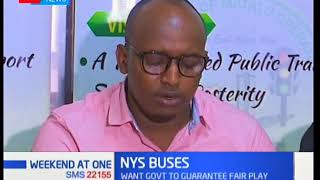 Matatu operators have expressed their displeasure at how the government has introduced NYS buses