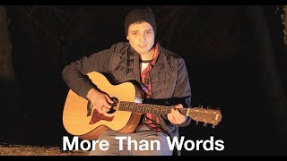 Extreme - More Than Words - Cover By Adriaan Beukers