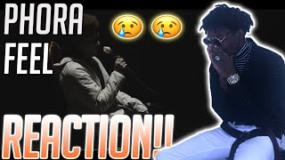 Phora   Feel [Official Music Video] REACTION!