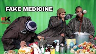 Fake medicine - Kashmiri kalkharabs