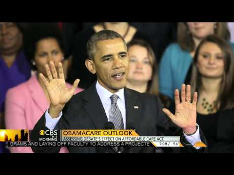CBS: Obama's Keep Your Health Care Promises Are Broken