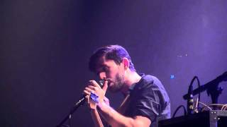 The Antlers - No Widows -- Live At Botanique Brussel 22-11-2011