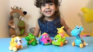 Видео для детей .ОБЗОР игрушек . Video for kids New Toys fun toy