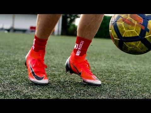 Cristiano Ronaldo Boots Test   Best CR7 Goals ever   Nike Superfly