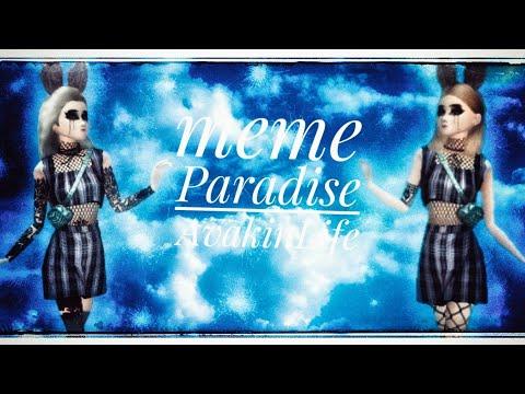 meme - paradise |AvakinLife|