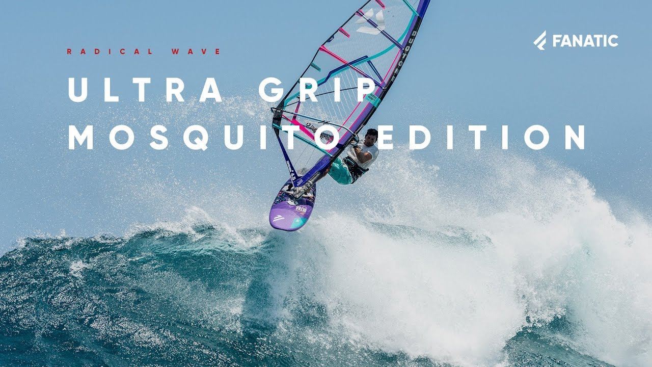 Fanatic Ultra Grip / Grip XS Mosquito Edition 2021