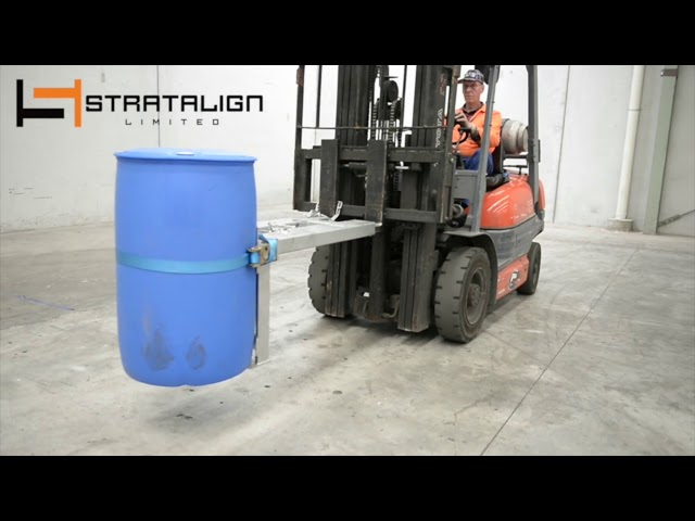 Plastic Drum Lifter