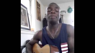 Andy Grammer. The Pocket/Build me a Girl (cover)