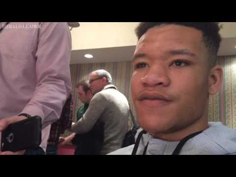 Kevin Knox talks recruiting, turning down BBN cookies