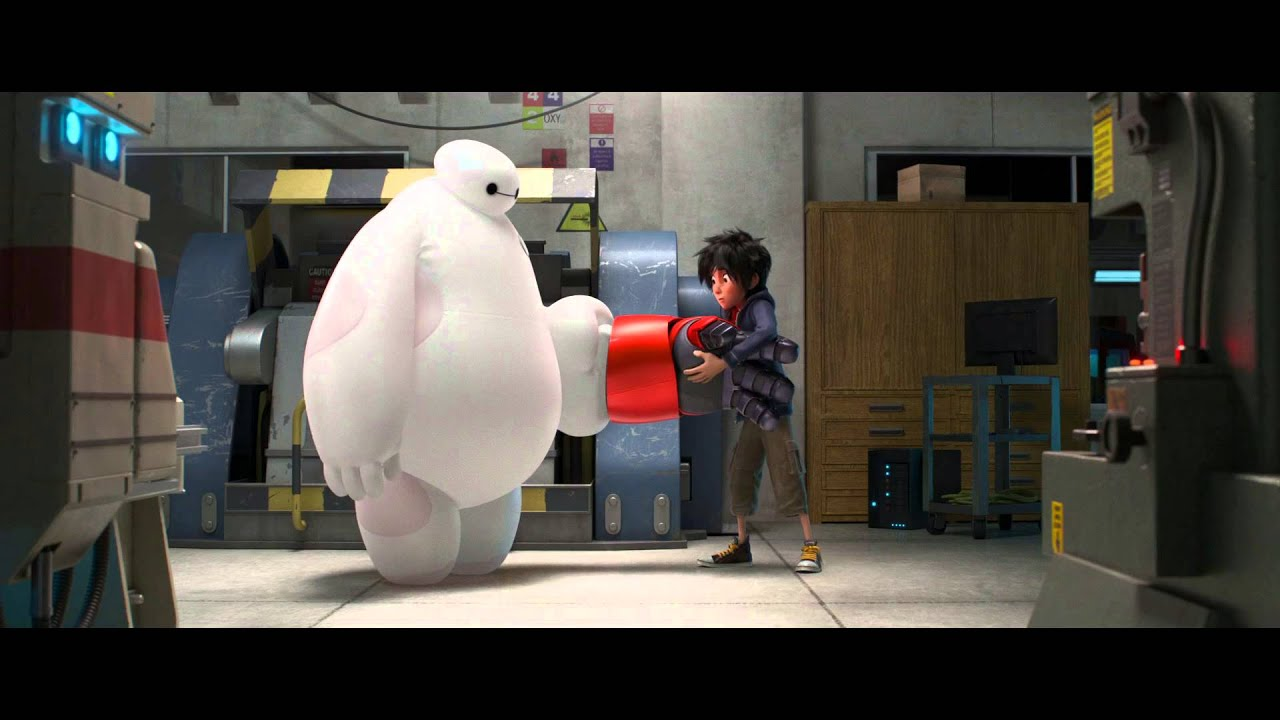 >Disney's Big Hero 6 Official US Teaser Trailer