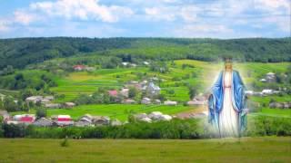 Через поле України ішла Божа Мати