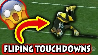 Greatest Flip Touchdowns in Football History