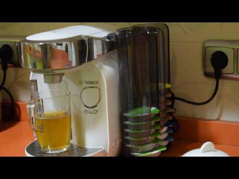 Preparar Té Verde Con Menta con la nueva TASSIMO CADDY (T70)