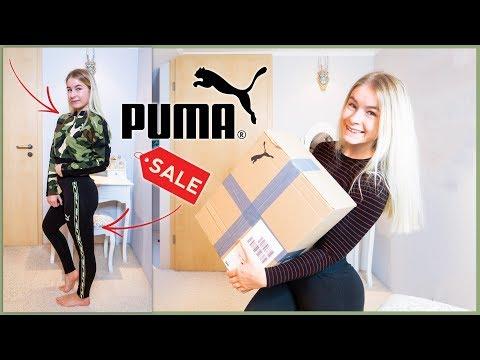 PUMA TRY-ON HAUL | HUGE SALE!!