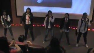【Arashi no Tenshi】 Arashi - Meikyū Love Song & Troublemaker ( Dance Cover)