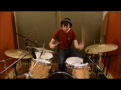 Uptown Funk - Mark Ronson ft. Bruno Mars (Drum Cover)