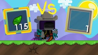 SugarCane Vs FishTanks|Growtopia