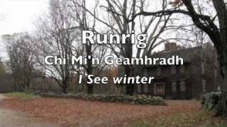 """Video thumbnail of """"Chi M'In Geamhradh"""""""