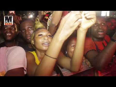 MAYORKUN PERFORMANCE WAS AMAZED BY FANS AS HE GIVE HIT SONGS