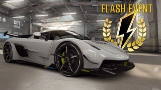 CSR Racing 2 | Koenigsegg Jesko Flash Event - 100% Worth it!! (No need to buy crates)