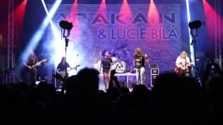 ARAKAIN + LUCIE BÍLÁ - TY A JÁ - ROCKFEST DAČICE 2017