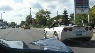 STONEY CREEK CORVETTE CLUB , SOUTHERN ONTARIO , CANADA