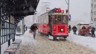 Winter in Istanbul    Short Vlog