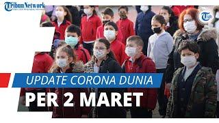 Update Corona Dunia per 2 Maret 2021: 114,9 Juta Terinfeksi, Indonesia Genap Setahun Dilanda Pandemi