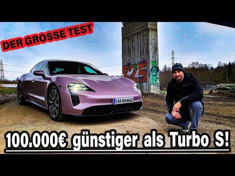 Der NEUE Taycan 2S: Endlich Elektro Porsche zum Tesla Preis?