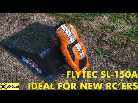 Flytec SL-150A Unbox & Offroad Test - Courtesy of Banggood