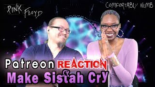 """Pink Floyd - Comfortably Numb [Pulse Live] (REACTION) """"Make Sistah Cry"""""""