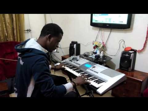 After the reggae play the blues piano cover