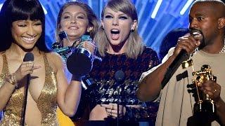 2015 MTV VMA Winners List: Taylor Swift, Nicki Minaj & More