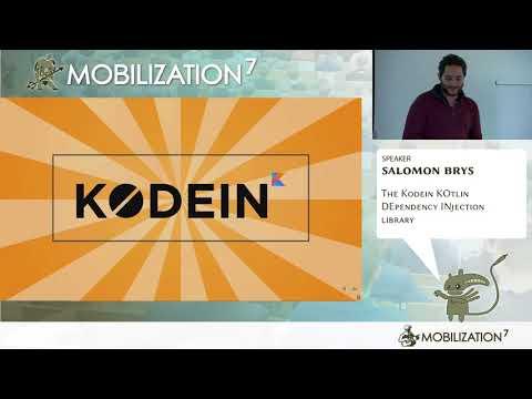 The Kodein KOtlin DEpendency INjection library - Salomon Brys
