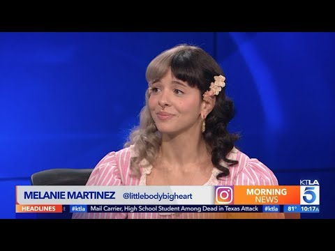 "Melanie Martinez on Her New Worldwide Film & Album ""K-12"""