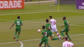 Concacaf, U20 : résumé Gpe - Canada (2-1)