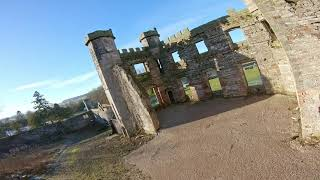 CHECK THIS CASTLE OUT! | MY RETURN TO LOWTHER CASTLE | FPV FREESTYLE
