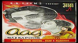 Aag 1948  Hindi Full Movie   Classic Hindi Movies   Nargis Movies   Raj Kapoor Movies